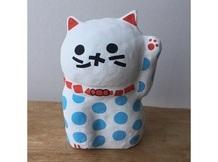 間田ナイ招き猫。