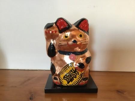 銅箔猫 6号