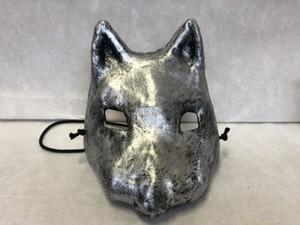 狐マスク・ブリキ