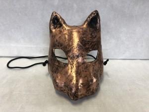 狐マスク・銅