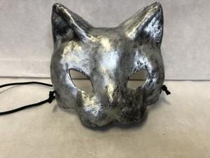 猫マスク・ブリキ