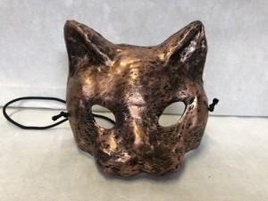 猫マスク・銅