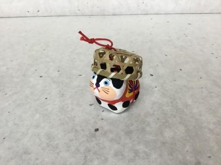 笊かぶり犬張子(ミニ)