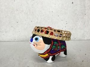 笊かぶり犬張子(中)