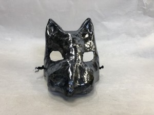 狐マスク・メタル