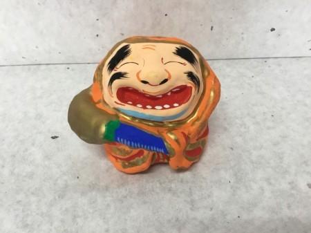和波波(わはは)大笑い達磨
