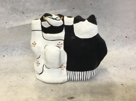 花嫁猫(小) 白無垢